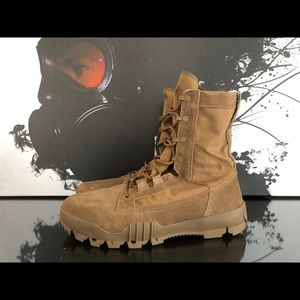 big sale 55965 23ad0 Nike Shoes | Mens Sfb Jungle 8 Leather Field Boots New | Poshmark
